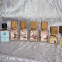 Fotografie różnych tabakierek